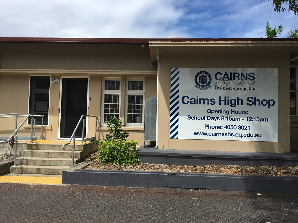 Cairns HIgh Shop